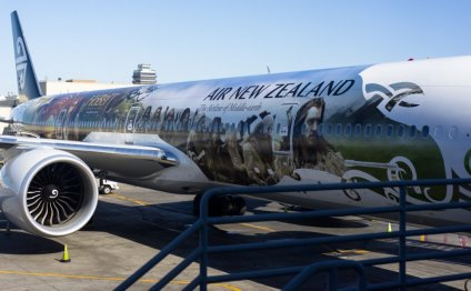 Air New Zealand The Hobbit