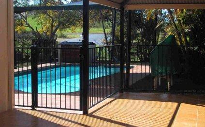 Aluminium Pool Fencing AMIA