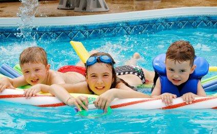 Home Swimming Pool – Health