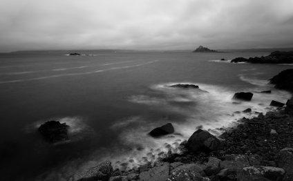 Seeking light, chasing waves