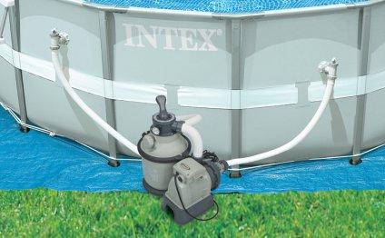 Intex 1200 GPH Krystal Clear