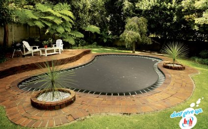 Trampoline | HTH pool care |