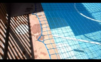Katchakid Pool Safety Net