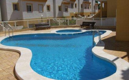 Swim pool water filters