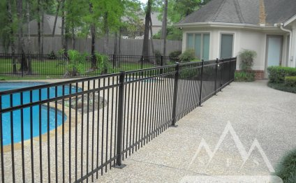 Pool Fence Houston