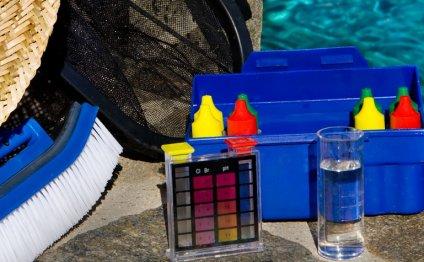 Pool Maintenance Chemicals