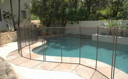 Removable Pool Fence | Yelp