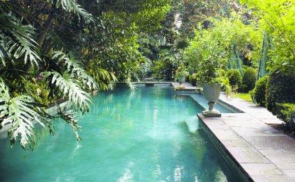 Saltwater Swimming Pools: