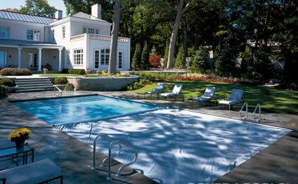 Swimming Pool Covers, Pool