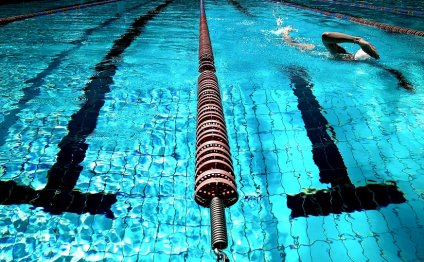 Swimming, Pool, Water, Blue
