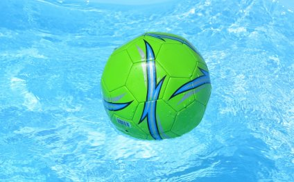 Ball, Water, Swimming Pool