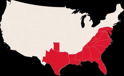 Southeastern or East Coast