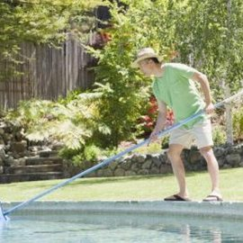 a straightforward pool upkeep routine keeps your inground pool in good shape.