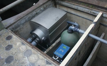 Pool filter Systems