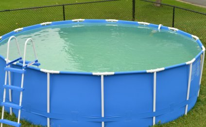 What to do if pool is green?