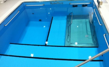 Copper ionization Pool