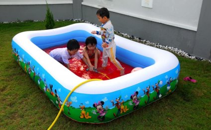 Pools Kids Pool Care Solutions