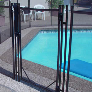 Removable Swimming Pool Fences