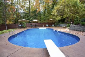 children's pool, fall, swimming, liquid, chlorine