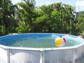 Above Ground Pool Safety net