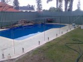 Clear Pool Fencing