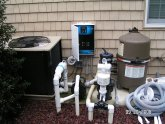 Pool filtration Systems