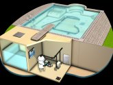Pool water treatment