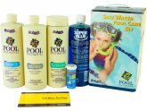 Salt water Pool Care