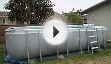 Above Ground Pool Care & Maintenance - The Ultimate Guide