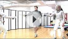 Advanced Sabre Fencing : Long Distance Options in Advanced