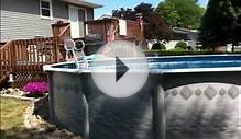 All about above ground swimming pools