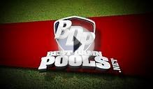 Animated Logo for Best Damn Pools