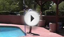 Basic Pool Care - Clean the surface, baskets, brush the