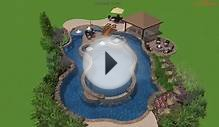 Calvary Custom Pools Lazy River Design