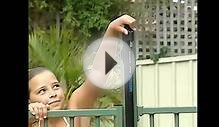 Child Safety Locks for Pools and Gates