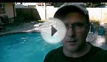 Clear Up Swamp Algae Green Pool Water Pt. 2-Video