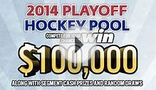 Dominion Lending Centre FREE Hockey Playoff Pool
