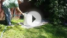 Howard filter DE. how to clean (for swimming pool) .