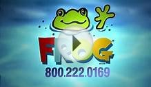 Installing Frog on Above Ground Pools