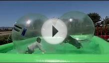 Kids Playing Inflatable Ball Swimming Pool - Sony HX20V