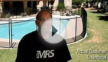 Life Saver Pool Fence Testimonial : Robert
