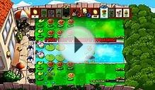 Plants Vs Zombies Xbox 360 - Co-op Hard Pool Part 1