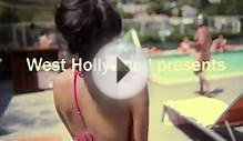Pool Parties in West Hollywood - The Heart of Los Angeles