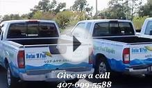 Pool service, pool maintenance, Orlando, Florida, big green