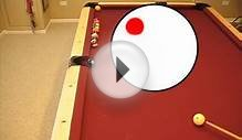 Pool Trick Shot Tutorial #3 The Simple Curve *New*