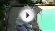 Removing Algae From a Swimming Pool : How to Test Swimming