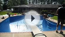 Swimming Pool Liner Replacement & Repair 770-720-9905