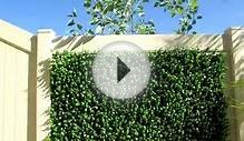 TG Fence Cover Installation Video