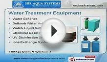 Water Treatment and Swimming Pool Equipment by SRR Aqua