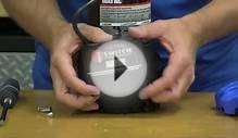 WAYNE WAPC250 Pool Cover Pump: How To Clean The Weep Hole.